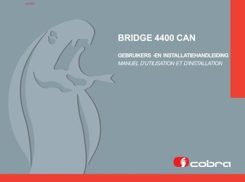 BRIDGE 4400 CAN