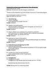 Protokoll fra ordinær generalforsamling i Storo ... - Herborvi.no