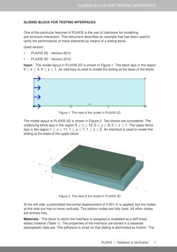 Sliding block for testing interfaces - 2012.pdf - Plaxis