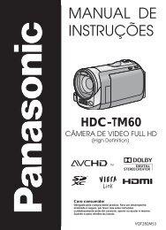 HDC-TM60.pdf - Panasonic