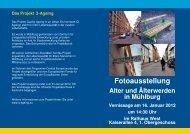 Fotoausstellung - Zentrum für zivilgesellschaftliche Entwicklung