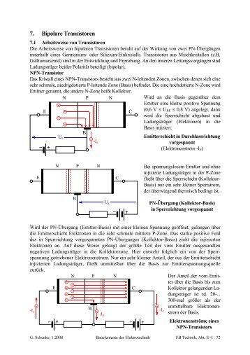 7 bipolare transistoren fb ei home