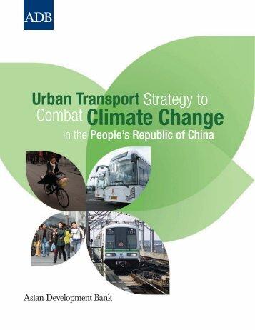 Urban Transport - India Environment Portal