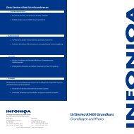 I5/iSeries/AS400 Grundkurs Grundlagen und Praxis - Infoniqa