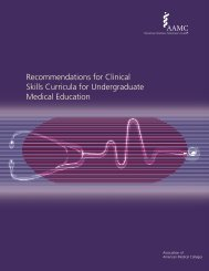 Recommendations for Clinical Skills Curricula for Undergraduate ...