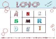 jeu de loto alphabet - classeurdecole