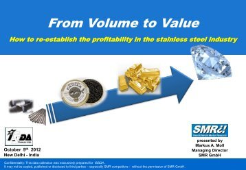 Long Products - Indian Stainless Steel Development Association