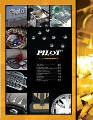 steering wheel - Pilot Automotive