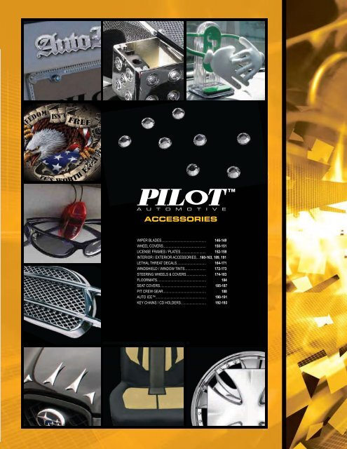 Pilot Genuine Chevrolet Logo Leather Steering Wheel Cover SW-111