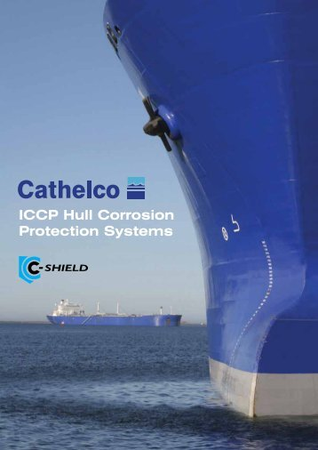 Cathelco ICCP - Marine Plant Systems