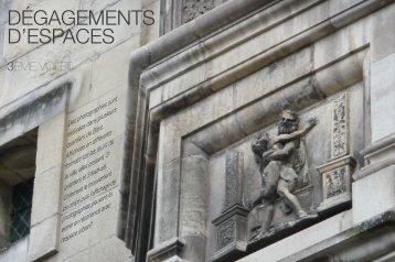 DégagementS D'eSpaceS - Château de Blois