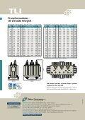 Transformadores de Llenado Integral - Tadeo Czerweny SA - Page 4