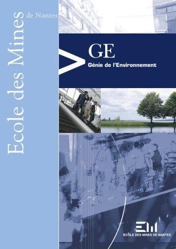 GE - Ecole des mines de Nantes