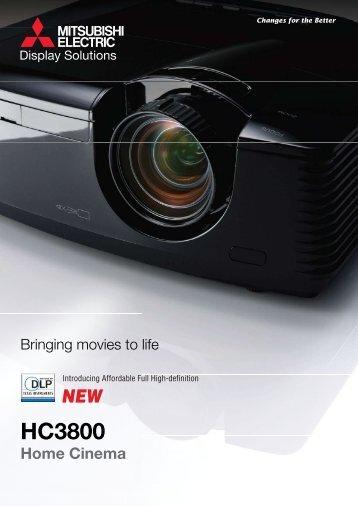 HC3800 - Mitsubishi Electric - Home