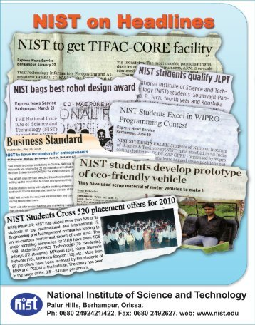 National Institute of Science and Technology - NIST