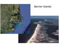 Barrier Islands 2013..