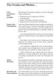 Stüürbord Ausgabe 2005-02 - Seeclub Stäfa