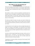 WELCOME TO THE ONLINE WORLD OF ENTREPRENEURS - Page 4