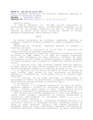 ORDIN nr. 136 din 29 iulie 1976 pentru aprobarea ... - ITM Sibiu