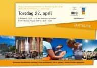 Torsdag 22. april - visitBergen