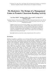 ICCE 2009 Publications Format - Nectec