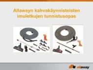Tunnistusopas - Allaway Oy