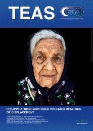 philipp rathmer captures the stark realities of displacement ... - TEAS