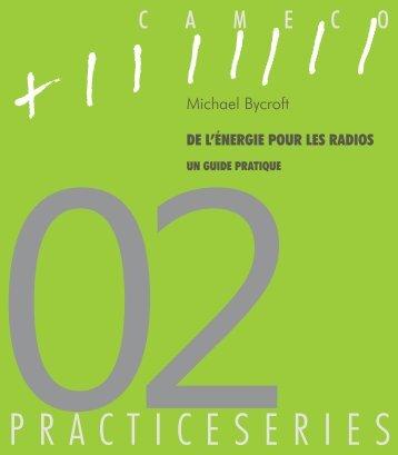 Télécharger le manuel en français - RFI-Planète Radio