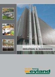 Imageprospekt_STAINL.. - Weyland GmbH