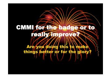 Download PDF - CMMI Made Practical
