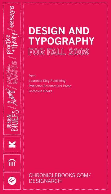 DESIGN AND TYPOGRAPHY - Raincoast Books