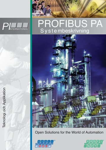 PROFIBUS PA Systembes.