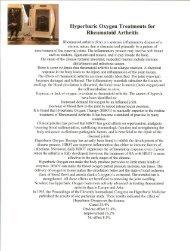 Hyperbaric Oxygen Treatments for Rheumatoid Arthritis.pdf