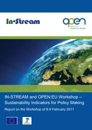 OPEN:EU / IN-STREAM Workshop Minutes - One Planet Economy ...