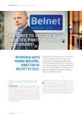 2011 Annual Report - Belnet - Page 6