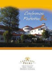 Download event folder (web version) - Landhaus Feckl