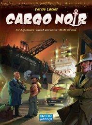 Cargo Noir Rules - Days of Wonder