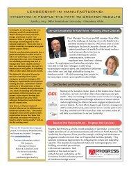 April 17 - Greenleaf Center for Servant Leadership
