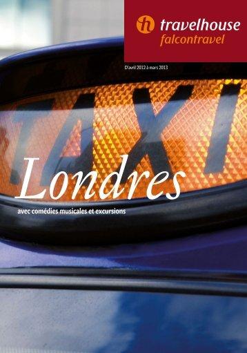 FALCONTRAVEL - Londres - 2011/2012 - Travelhouse