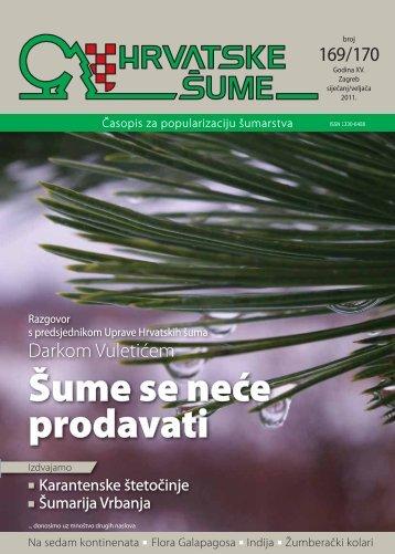 Rogovlje i rogovi - Hrvatske šume