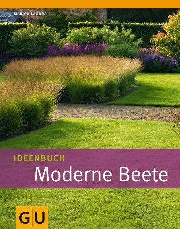 Moderne Beete