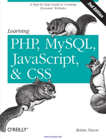 learning_php_mysql_javascript_and_css_2nd_edition