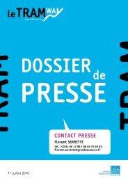 dossier de presse en pdf - Besançon
