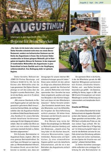 Ausgabe 3, September bis Dezember 2009