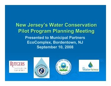 s Water Conservation - Rutgers Cooperative Extension Water ...