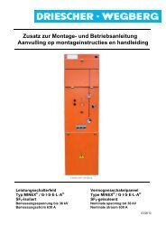 Zusatz zur Montage - Driescher • Wegberg