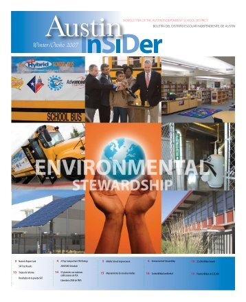 STEWARDSHIP - Austin ISD