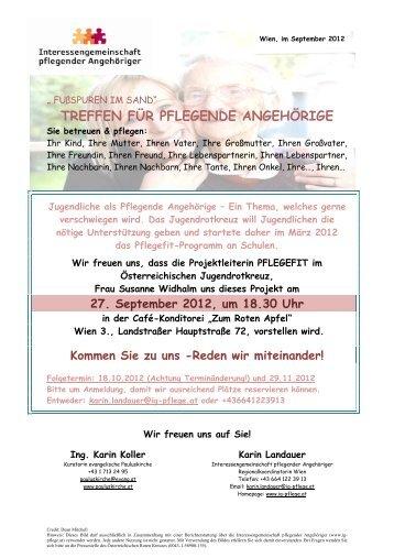 einladung zum großen puch-treffen - haager volksfest, Einladung