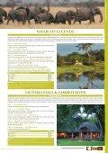 ZAMBIA & ZIMBABWE - Page 4