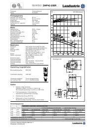 Datasheets DWP42 serie - Landustrie